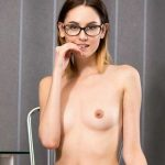 Sade Mare Is a Small Titty Nerd